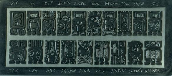 Mayan Calendar front copy