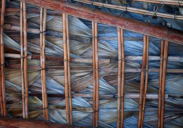 Palapo roof